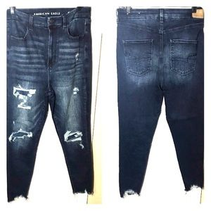American Eagle size 12 skinny jeggings